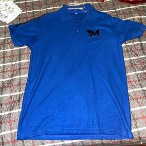 Polo shirt size medium
